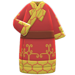 Animal Crossing New Horizons Attus Robe Image