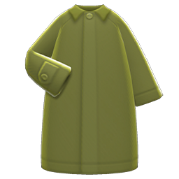 Animal Crossing New Horizons Balmacaan Coat Image