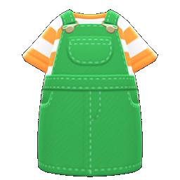 【あつまれどうぶつの森】ジャンパースカートの入手方法と使いみち【あつ森】