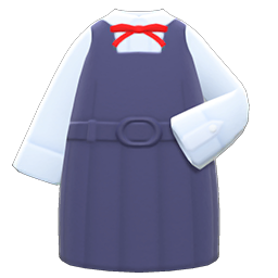 Image of Box-skirt uniform