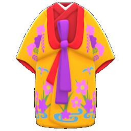 Animal Crossing New Horizons Bingata Dress Image