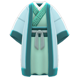 Image of Ancient belted robe