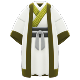 Animal Crossing New Horizons Ancient Belted Robe Image