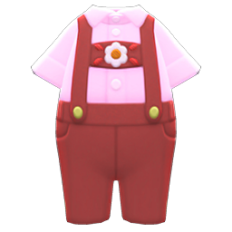 Animal Crossing New Horizons Alpinist Overalls Image