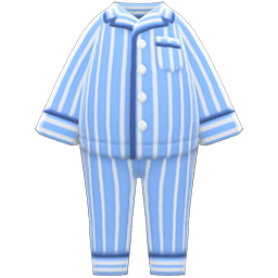 Animal Crossing New Horizons PJ Outfit Image