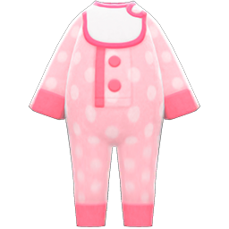 Animal Crossing New Horizons Baby Romper Image
