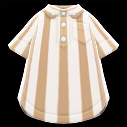 Main image of Vertical-stripes shirt