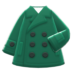 Main image of Short peacoat