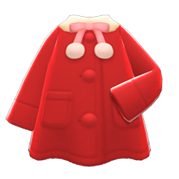 Image of Poncho coat