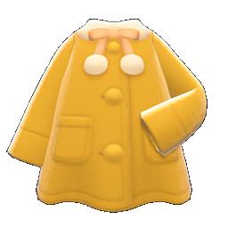 Image of Poncho coat