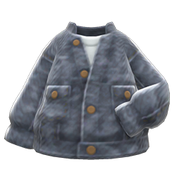 Animal Crossing New Horizons Acid-washed Jacket Image