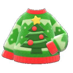 あつまれどうぶつの森 クリスマスセーターの入手方法と使いみち あつ森 攻略大百科