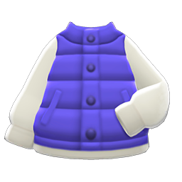 Animal Crossing New Horizons Puffy Vest Image