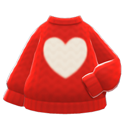 Image of Heart sweater