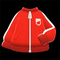 Animal Crossing New Horizons Athletic Jacket Image