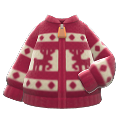 Image of Reindeer sweater