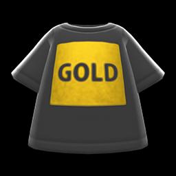 あつまれどうぶつの森 ゴールドプリントtシャツの入手方法と使いみち あつ森 攻略大百科