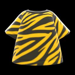 Image of Animal-stripes tee