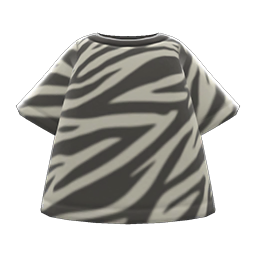 Animal Crossing New Horizons Animal-stripes Tee Image