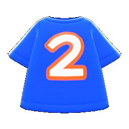 Image of No. 2 shirt