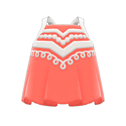 Animal Crossing New Horizons Embroidered Tank Image