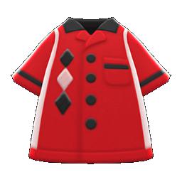 Animal Crossing New Horizons Bowling Shirt Image