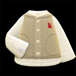 Main image of Fuzzy vest