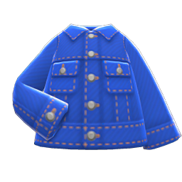 Animal Crossing New Horizons Denim Jacket Image