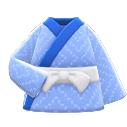 Animal Crossing New Horizons Sea Hanten Shirt Image