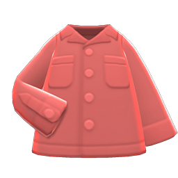 Image of Open-collar shirt