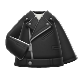 Animal Crossing New Horizons Biker Jacket Image