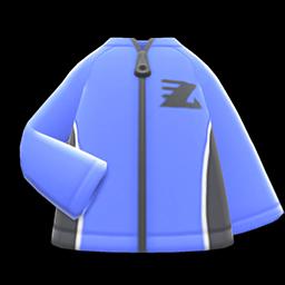 Animal Crossing New Horizons Track Jacket (Light Blue) Image