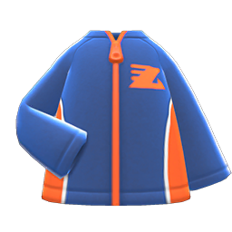 Animal Crossing New Horizons Track Jacket Image
