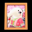 Animal Crossing New Horizons Annalisa's Photo Image