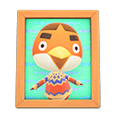 Animal Crossing New Horizons Anchovy's Photo Image