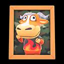 Animal Crossing New Horizons Angus's Photo Image