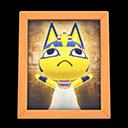 Animal Crossing New Horizons Ankha's Photo Image