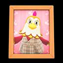 Animal Crossing New Horizons Ava's Photo Image