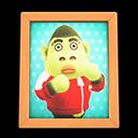 Animal Crossing New Horizons Al's Photo Image