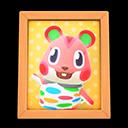 Animal Crossing New Horizons Apple's Photo Image