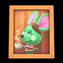 Animal Crossing New Horizons Anicotti's Photo Image