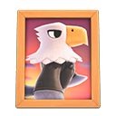 Animal Crossing New Horizons Apollo's Photo Image