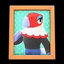 Animal Crossing New Horizons Amelia's Photo Image