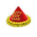 Secondary image of New Year's hat