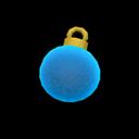 Animal Crossing New Horizons Blue Ornament Image