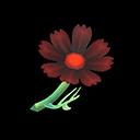 Animal Crossing New Horizons Black Cosmos Image