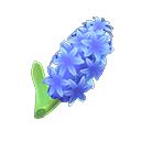Animal Crossing New Horizons Blue Hyacinths Image