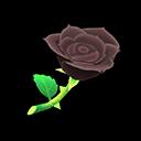 Animal Crossing New Horizons Black Roses Image