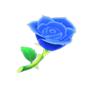 Animal Crossing New Horizons Blue Roses Image