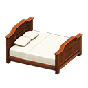 Animal Crossing New Horizons Antique Bed Image
